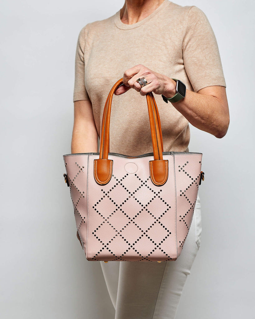 Shop Baby Bermuda Bag | Dusty Pink at Rose St Trading Co