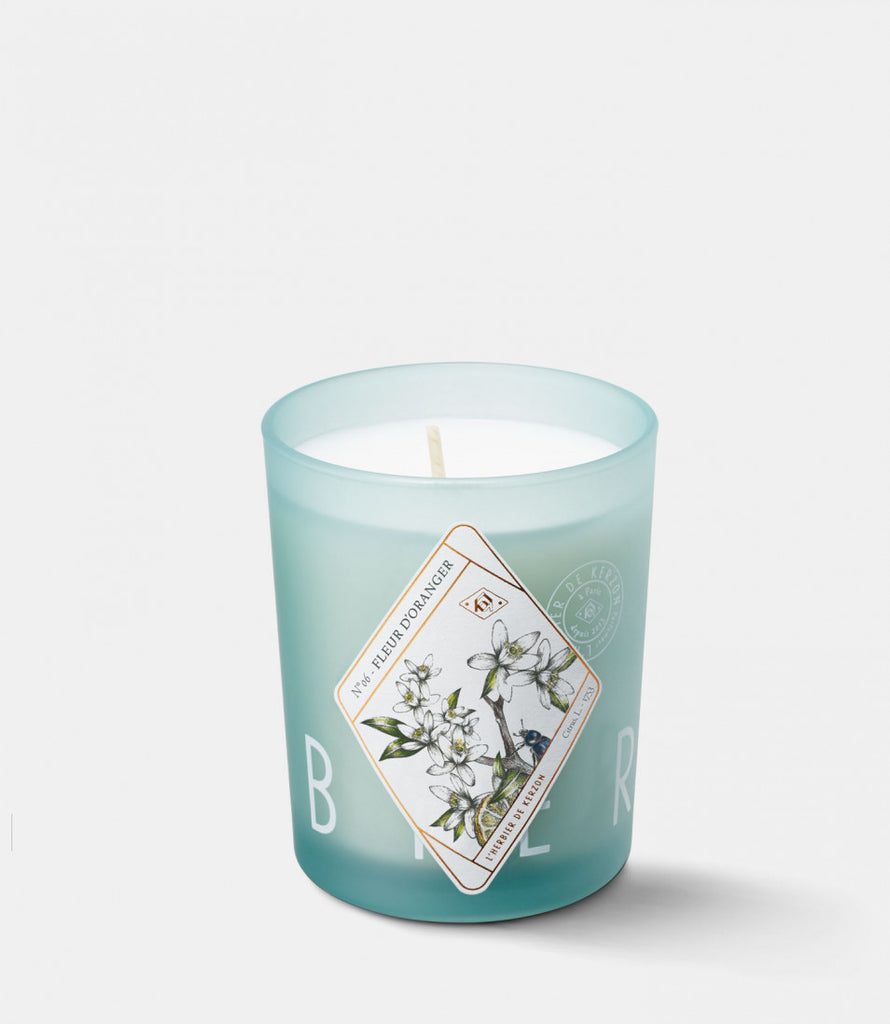 Shop Fleur D'oranger Candle at Rose St Trading Co