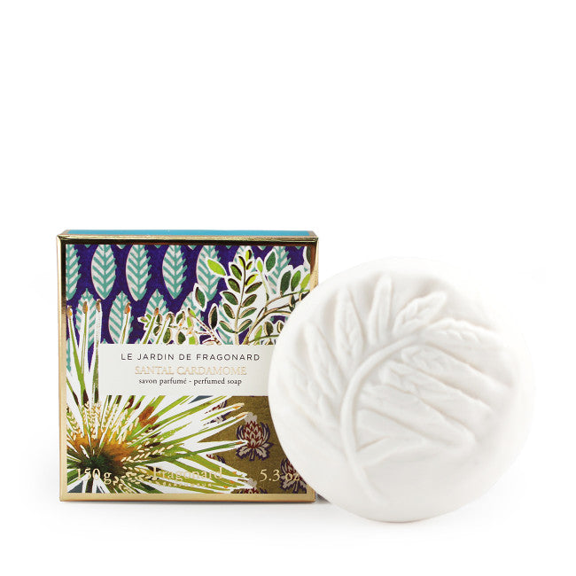 Shop Fragonard Santal Cardamome Soap at Rose St Trading Co