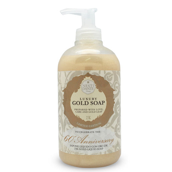 Shop Gold Hand And Body Wash at Rose St Trading Co