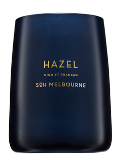 Shop SOH Matte Navy Hazel Candle at Rose St Trading Co