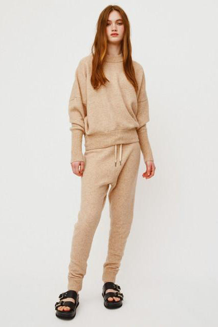 Shop Hutton Pant | Latte at Rose St Trading Co