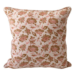 Shop Java Musk Linen Cushion -50x50cm at Rose St Trading Co