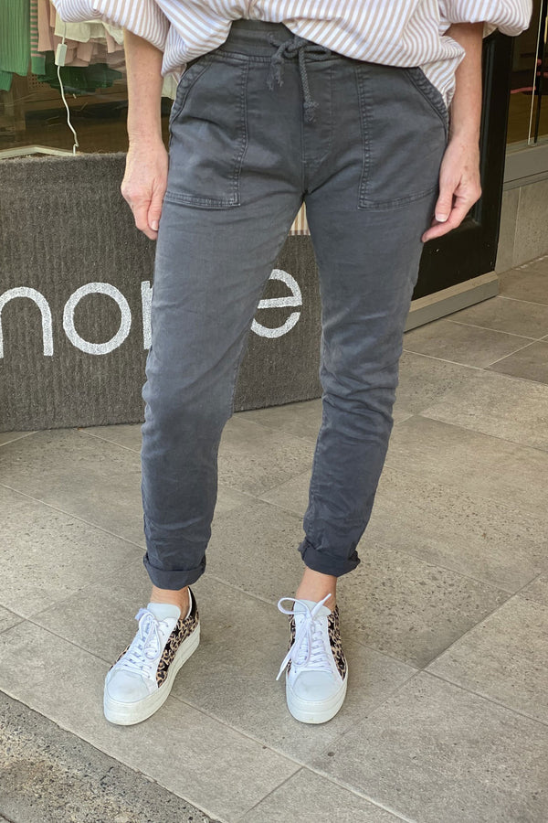 Shop Classic Jogger | Coal at Rose St Trading Co