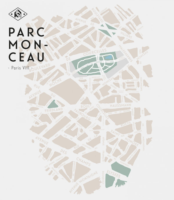 Shop Parc Monceau Candle at Rose St Trading Co