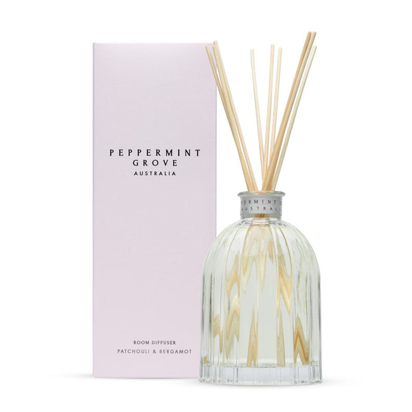 Shop Patchouli + Bergamot | Diffuser at Rose St Trading Co