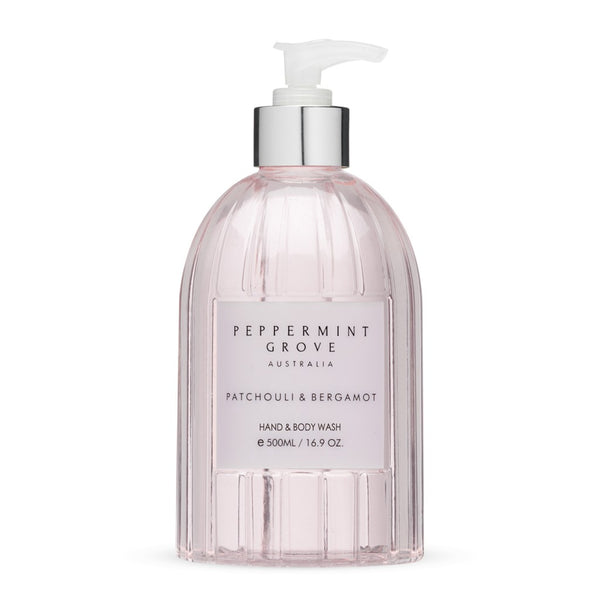 Shop Patchouli + Bergamot | Hand + Body Wash at Rose St Trading Co