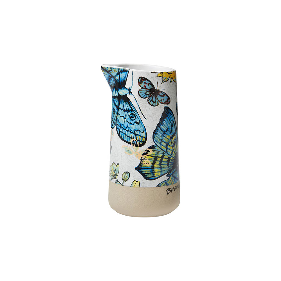 Shop Pourer 150ml - Butterflies at Rose St Trading Co