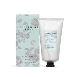 Shop Wild Jasmine + Mint | Hand Cream Tube at Rose St Trading Co