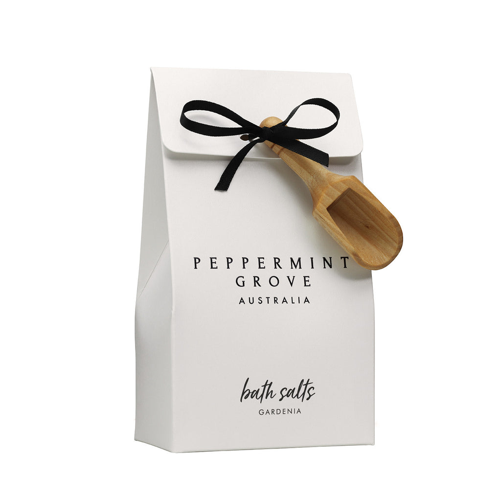 Shop Gardenia | Bath Salts at Rose St Trading Co