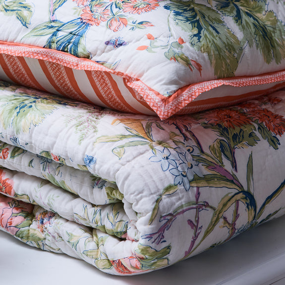 Shop Verdant Meadow Quilt at Rose St Trading Co