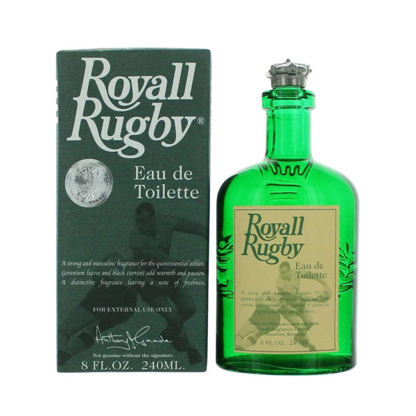 Shop Royall Lyme | Rugby Eau De Toilette at Rose St Trading Co