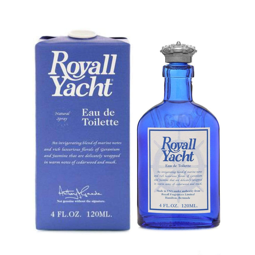 Shop Royall Lyme | Yacht Eau De Toilette at Rose St Trading Co