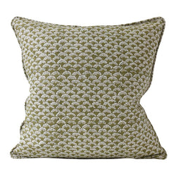 Shop Sensu Moss Cushion - 50x50cm at Rose St Trading Co