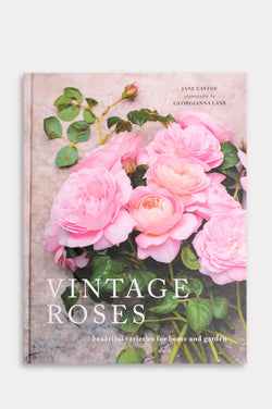 Shop Vintage Roses by Jane Eastoe & Georgianna Lane at Rose St Trading Co