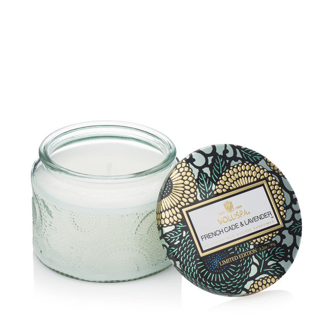 Shop Voluspa French Cade and Lavender Petite Jar at Rose St Trading Co