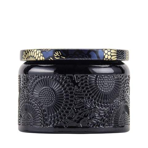 Shop Voluspa Moso Bamboo Petite Jar Candle at Rose St Trading Co