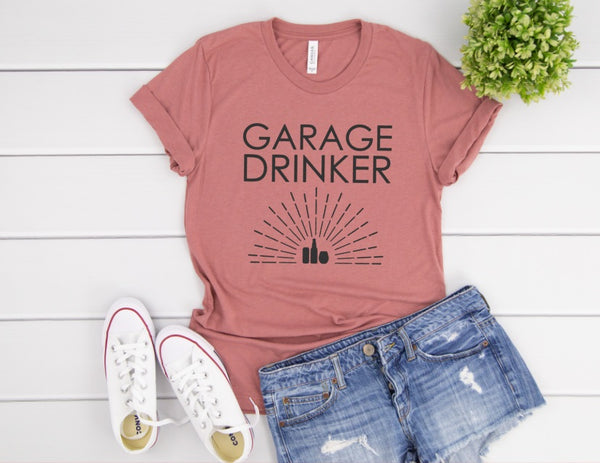 Garage Drinker Shirt