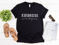 Kindness Is Contagious Shirt