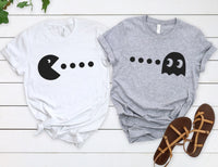 Pacman Shirts - Cute Couples Shirts