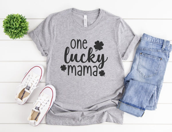 One Lucky Mama Shirt