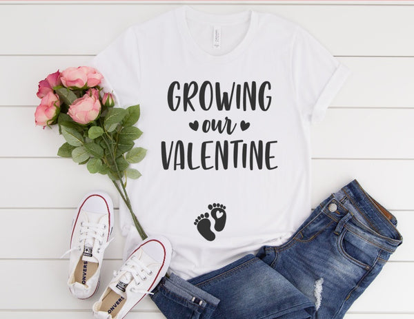 Growing Our Valentine Shirt