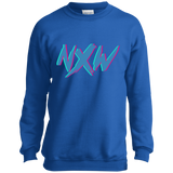 RETRO Youth Crewneck Sweatshirt