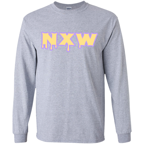 Drip NXW Youth LS T-Shirt