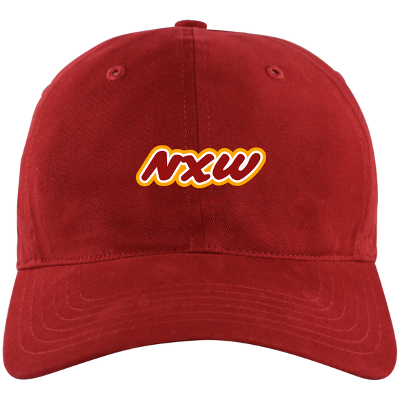 Red & Yellow NXW Adidas Cap