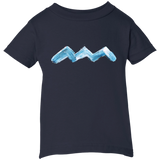 ABSTRACT WAVE Infant T-Shirt