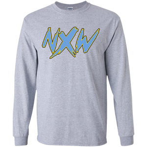 Lite BLUE & GOLD Youth Shirt