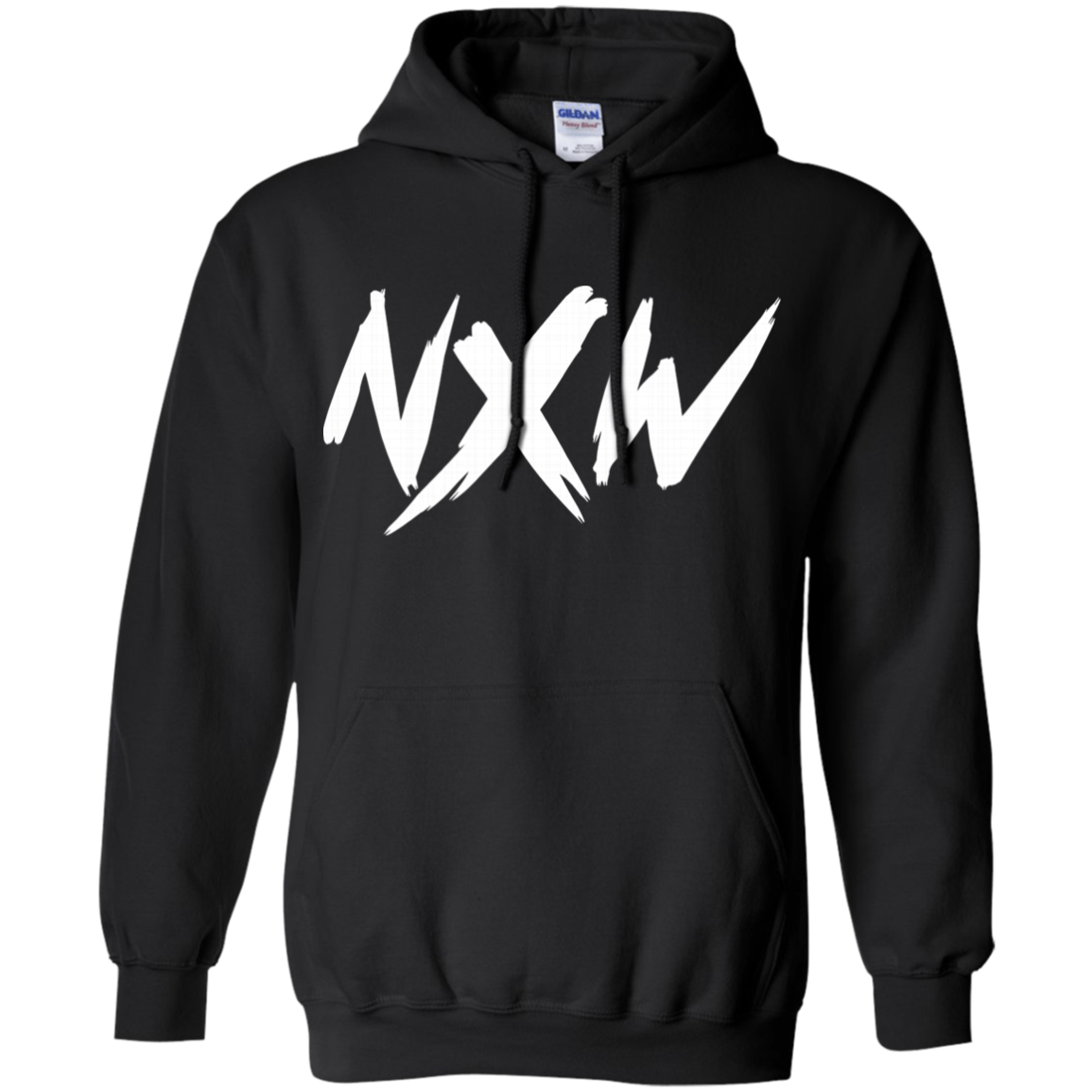 White Font NXW Hoodie