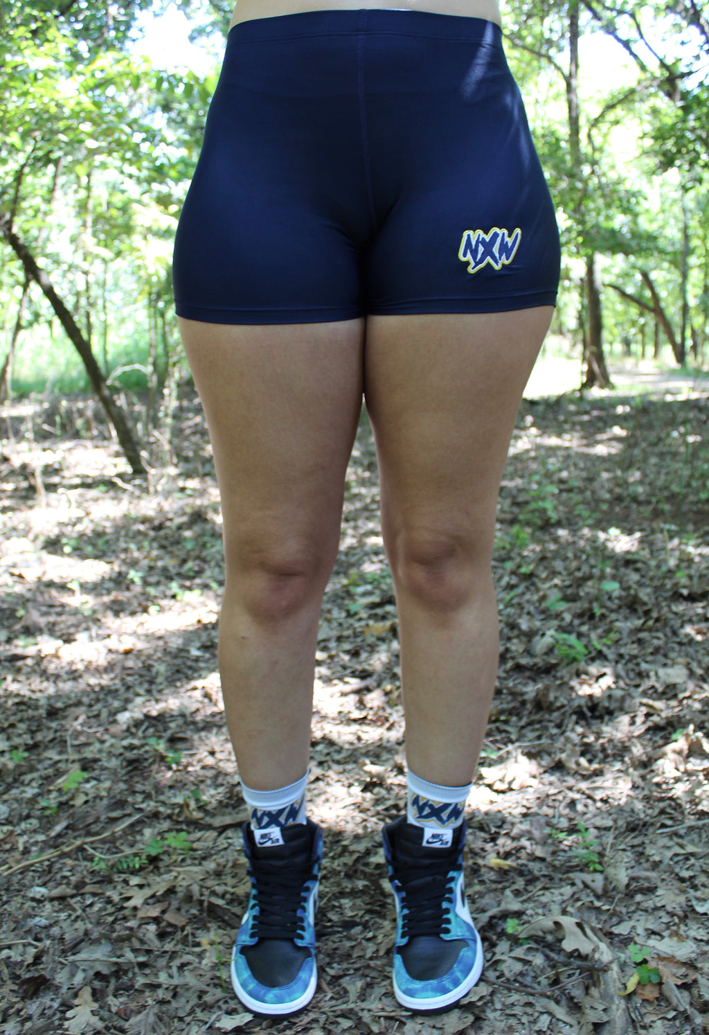 Dynamic NXW Compression Shorts