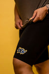 Dynamic NXW Biker Shorts (Embroidered)