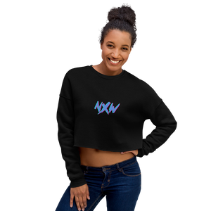 RETRO Crop Sweatshirt