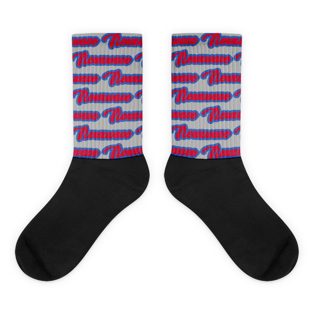 Red Backhand NXW Socks