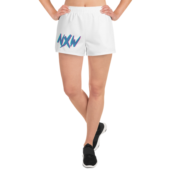 RETRO Women's Athletic Shorts