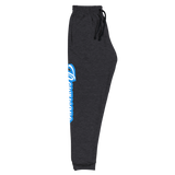 Blue Backhand NXW Joggers
