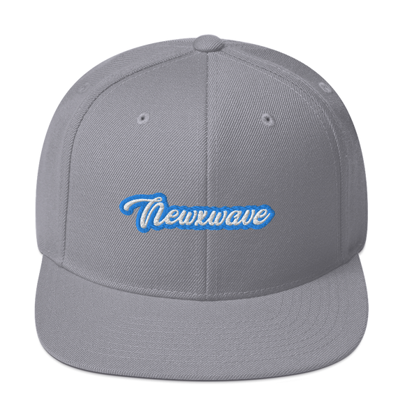 Blue Backhand NXW Snapback