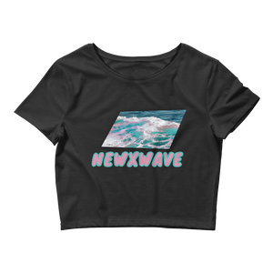 Ocean Breeze NXW Crop Tee