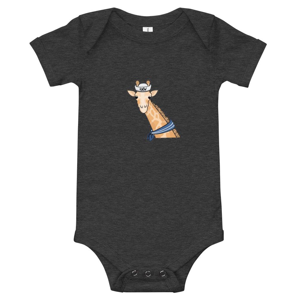 Andre The Giant NXW Onesie