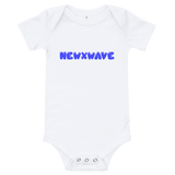 Blue Bubbles NXW Onesie