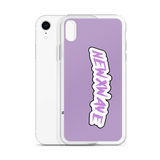 RAGER iPhone Case