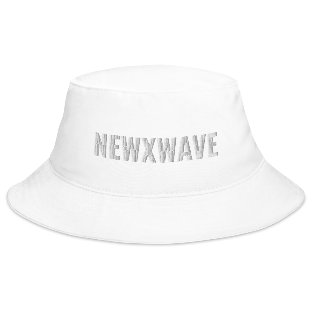 NXW (white font) Bucket Hat