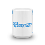 Blue Backhand NXW Mug