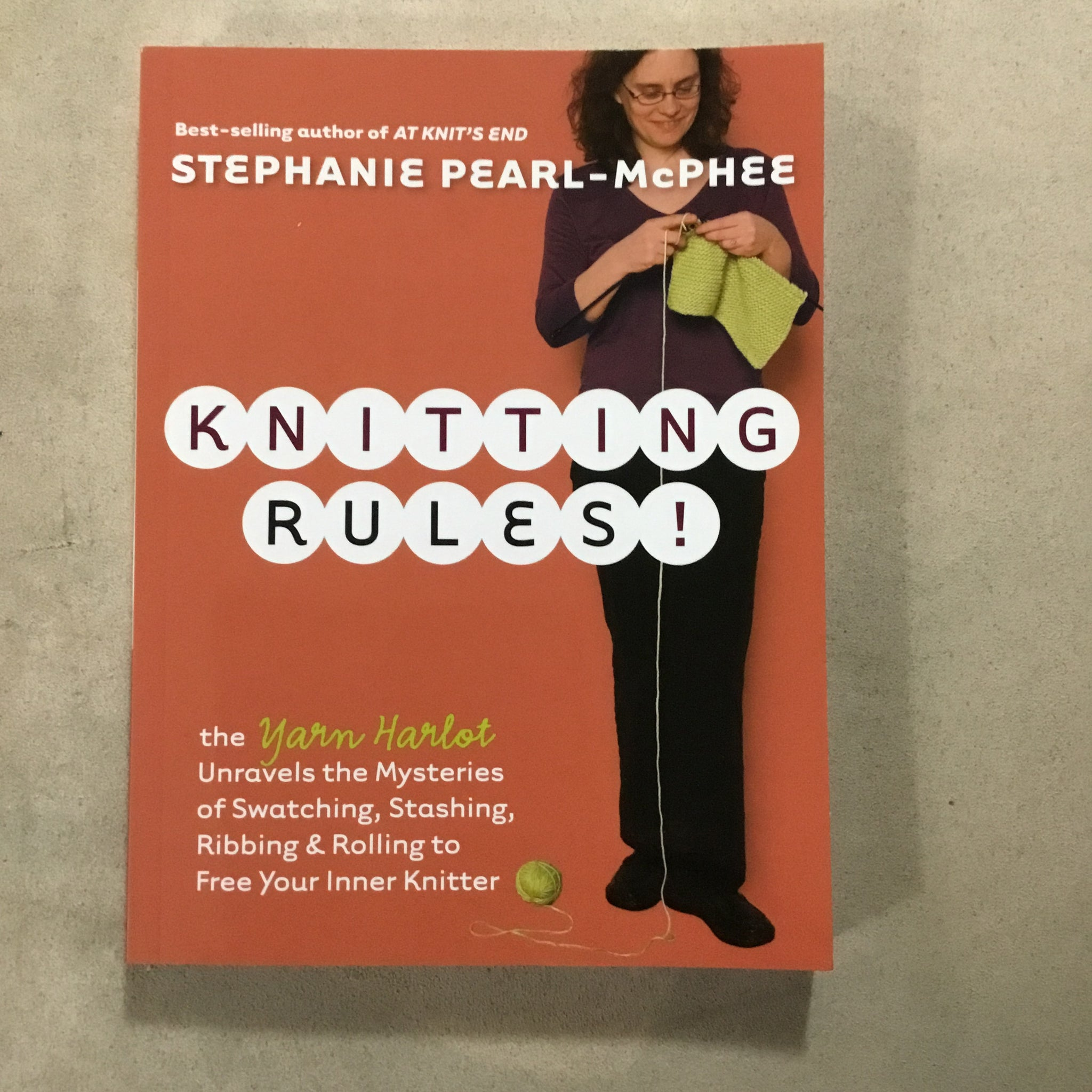 Knitting Rules!