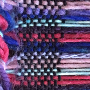 WEAVING/RIGID HEDDLE - Stash Scarf