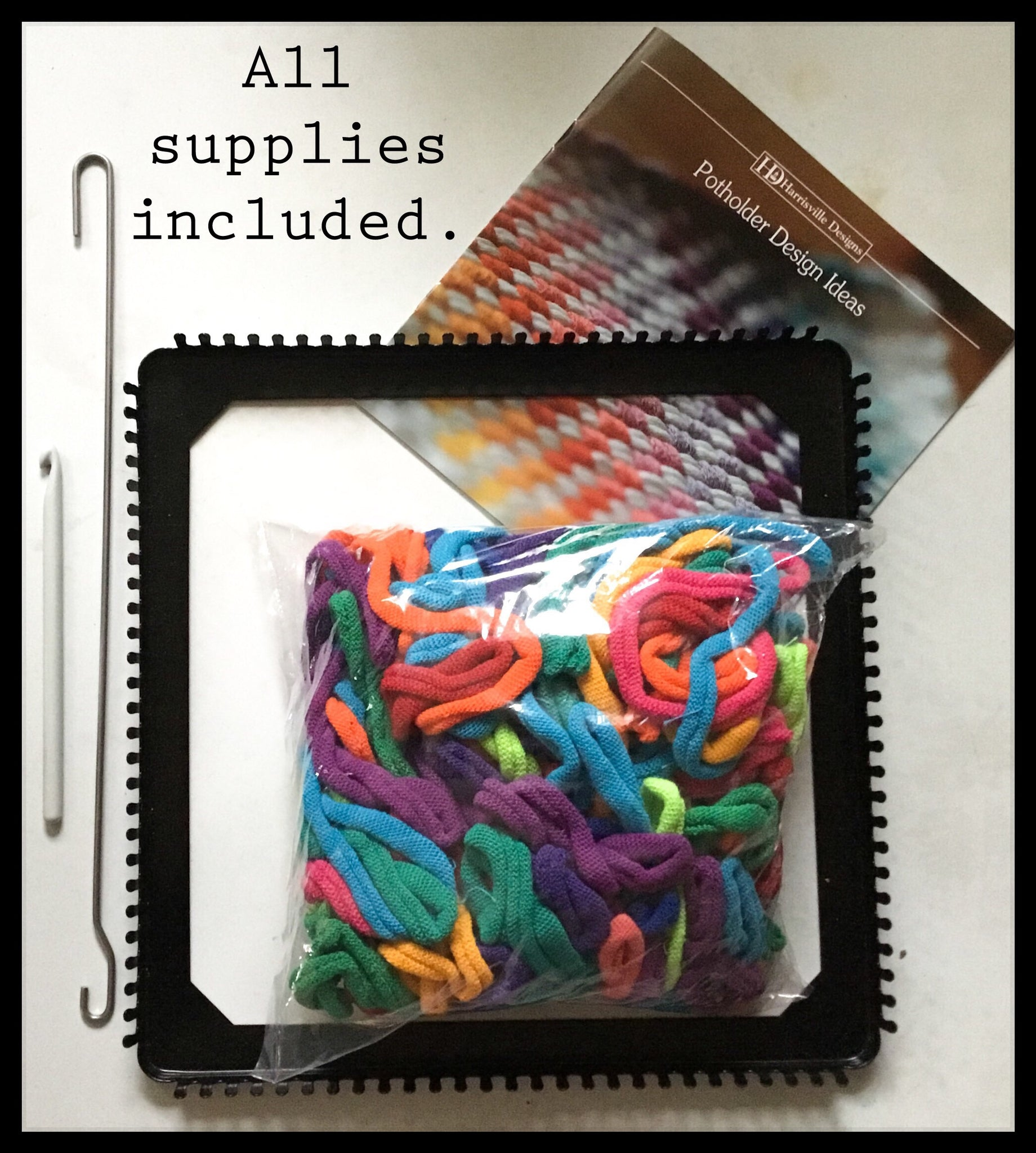 PRO Potholder Loom by Harrisville Designs