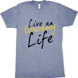 Men's Live An Extraordinary Life T-Shirt