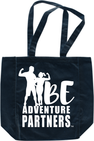 BE Adventure Partners - The Original Tote Bag